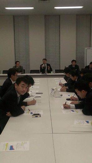 20131205「国土強靭化が日本を救う」勉強会