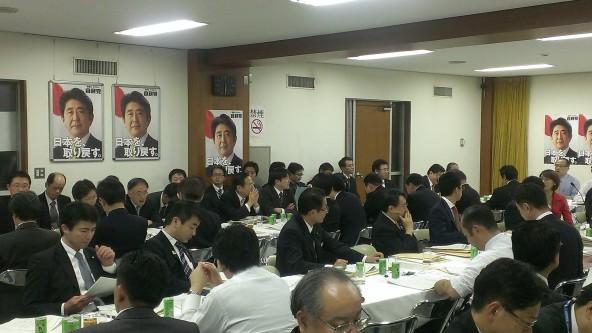 H25.12.3税務調査会小委員会