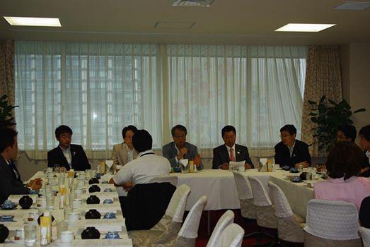 20130625若手JC関係議員による勉強会
