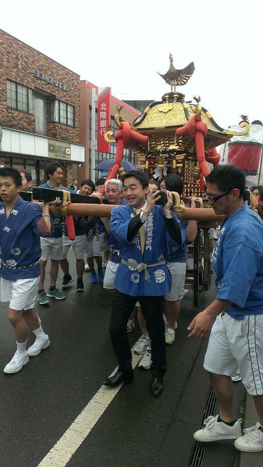 20130510日吉神社祭り