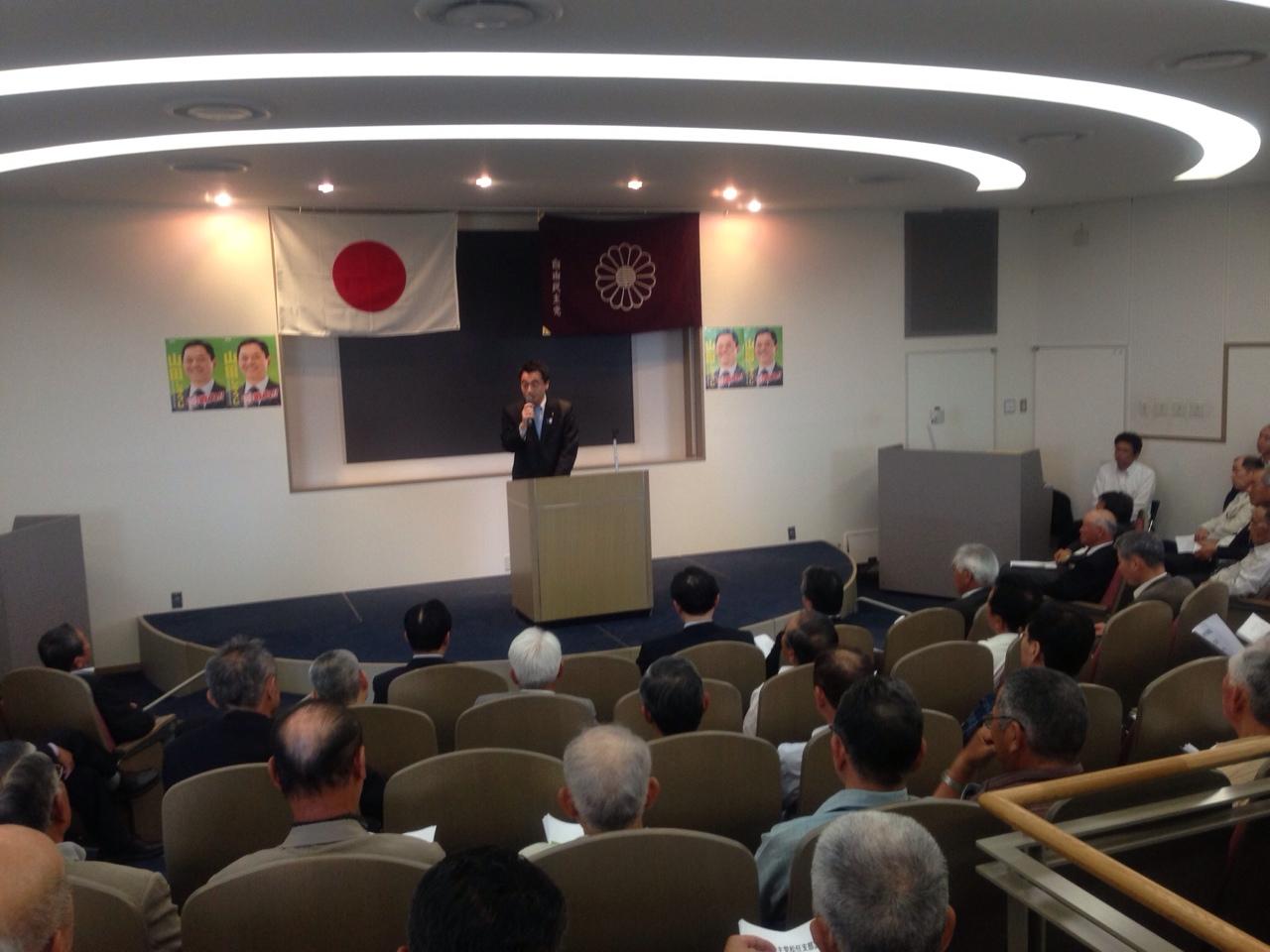 20130601自民党松任支部総会