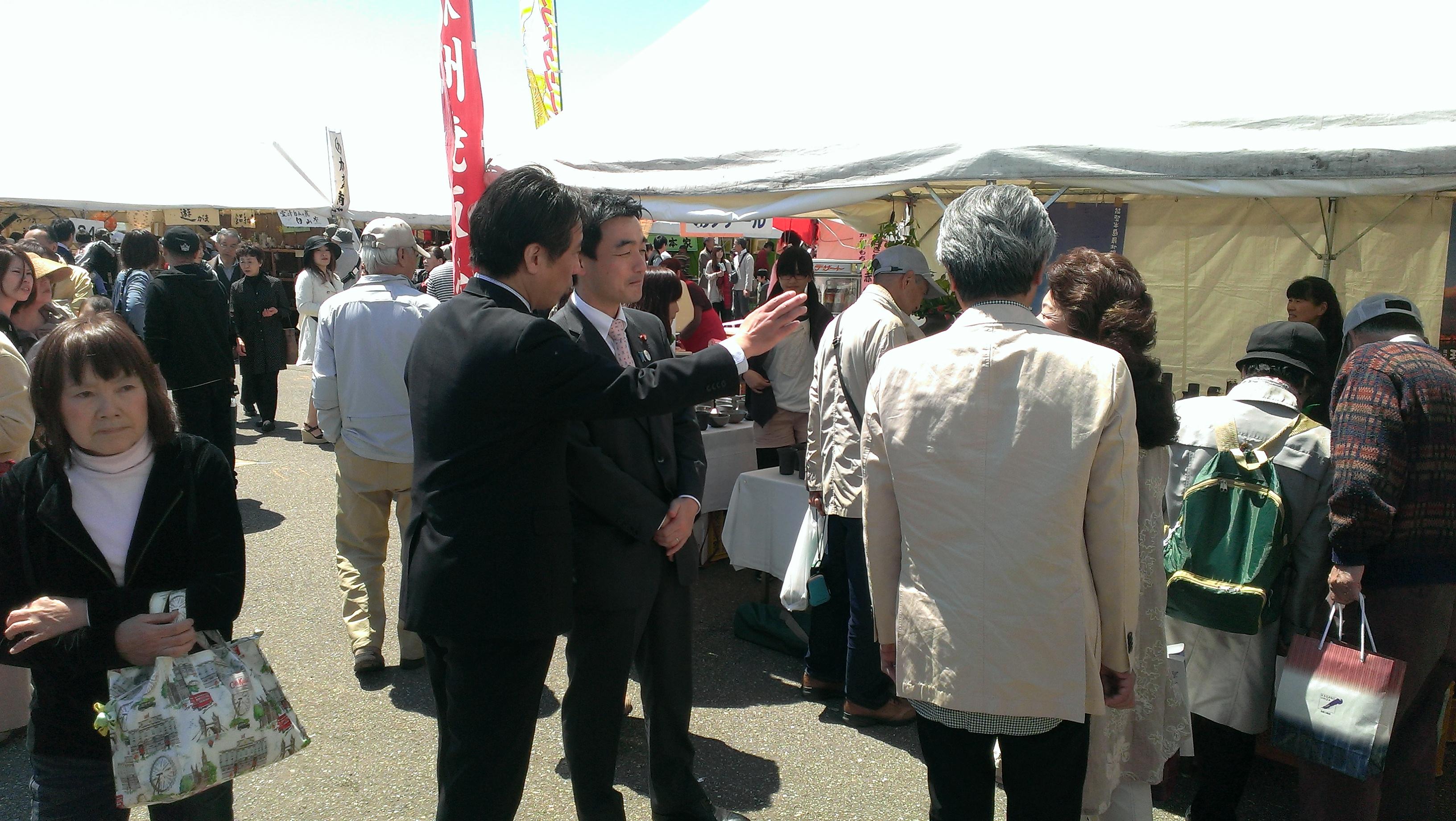 20130503九谷茶碗祭①