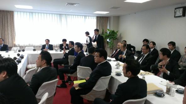 H25.12.5清和研議員総会司会