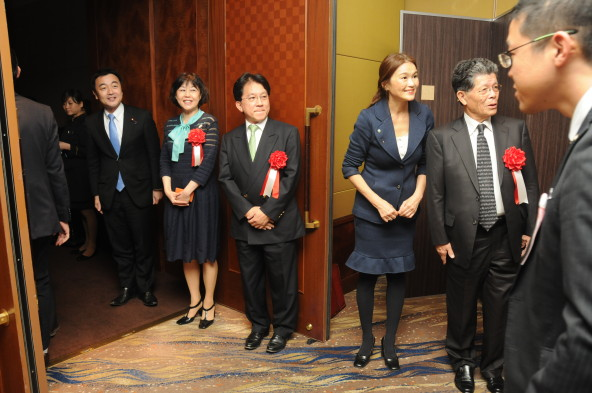 20141110馳浩政経セミナー