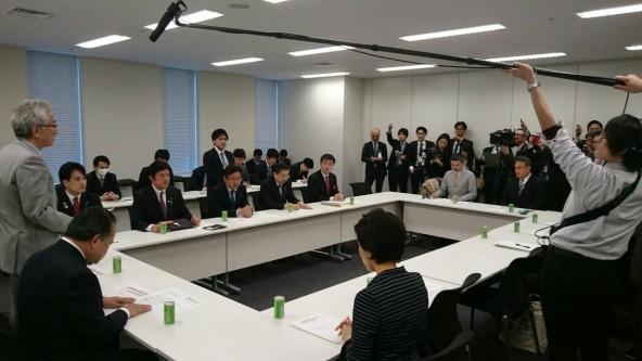 H28.4.11敦賀・大阪間整備検討委員会