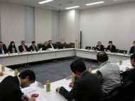石川県農業会議との懇談会