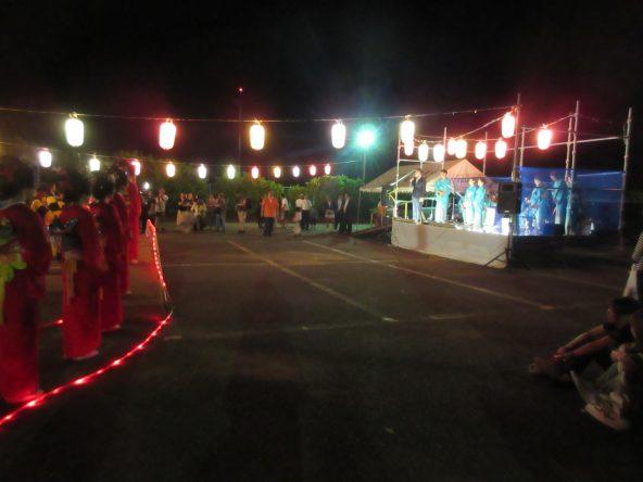 「安宅住𠮷神社例大祭」奉納輪踊り大会