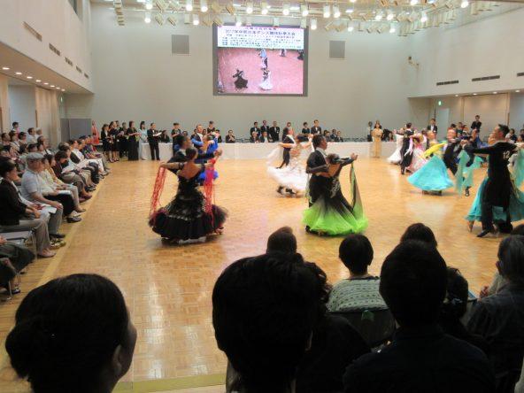 中部日本ダンス競技秋季大会