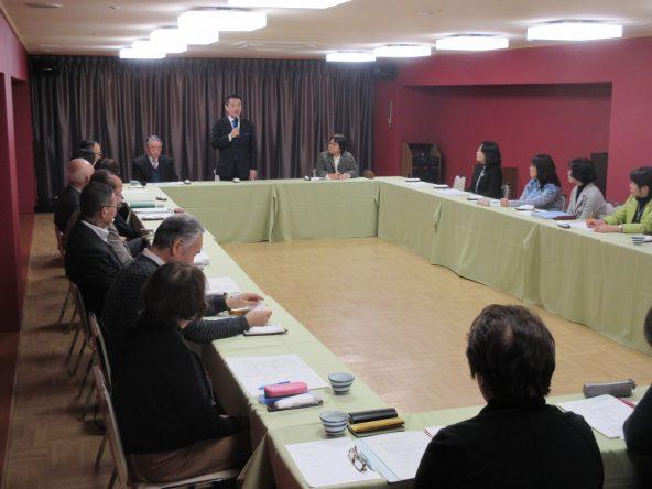 小松市教育保育施設長会新年会勉強会