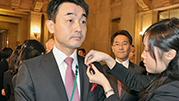 2014新春国政報告会プロフィール
