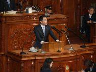 衆議院本会議 与党代表討論