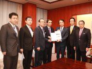 大雪による農林業被害対策に関する齋藤農水大臣への要望活動