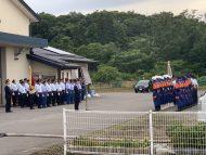 石川県消防操法大会