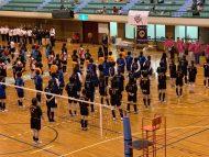 小松中央ライオンズ旗争奪ママさんバレーボール大会